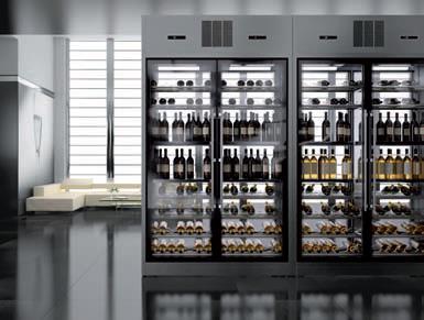 Vetrine refrigerate per vini Image