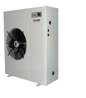 Impianti in pompa di calore Image