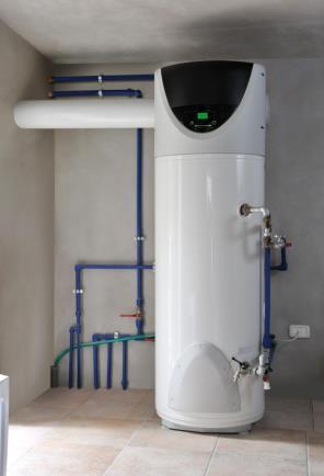 Sistemi ibridi con pompa di calore Image